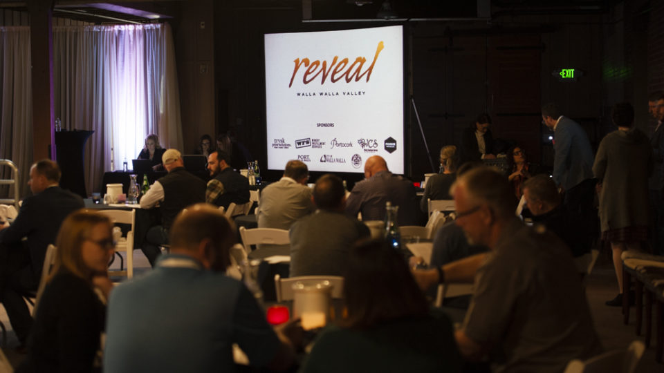 Third Annual Reveal Walla Walla Valley Wine Futures Auction Increases Revenue, Attendance and Gives Back to Local Community