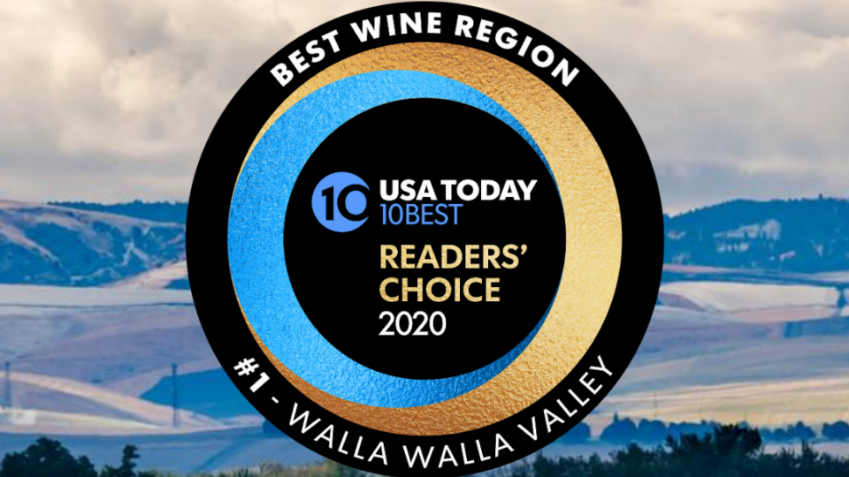 Walla Walla Valley Voted America's Best Wine Region in the 2020 USA Today 10Best Readers' Choice Awards 3