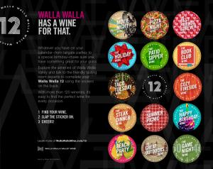WALLA WALLA 12 12