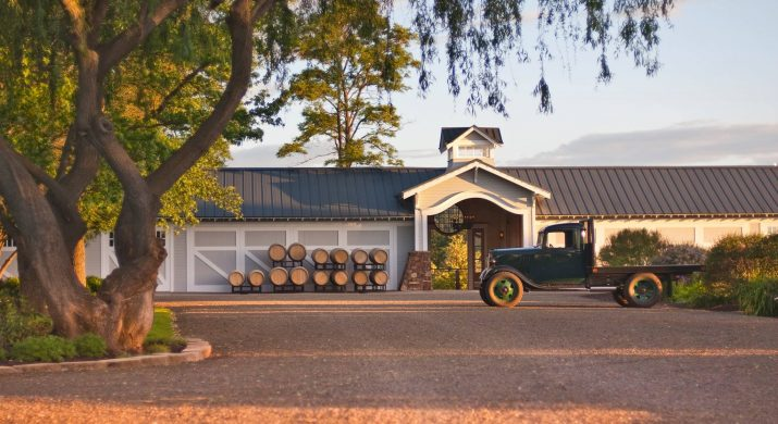 Walla Walla Valley Wine, Abeja Winery & Inn