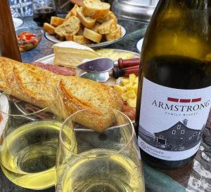 Armstrong Family Winery Snack and Viognier